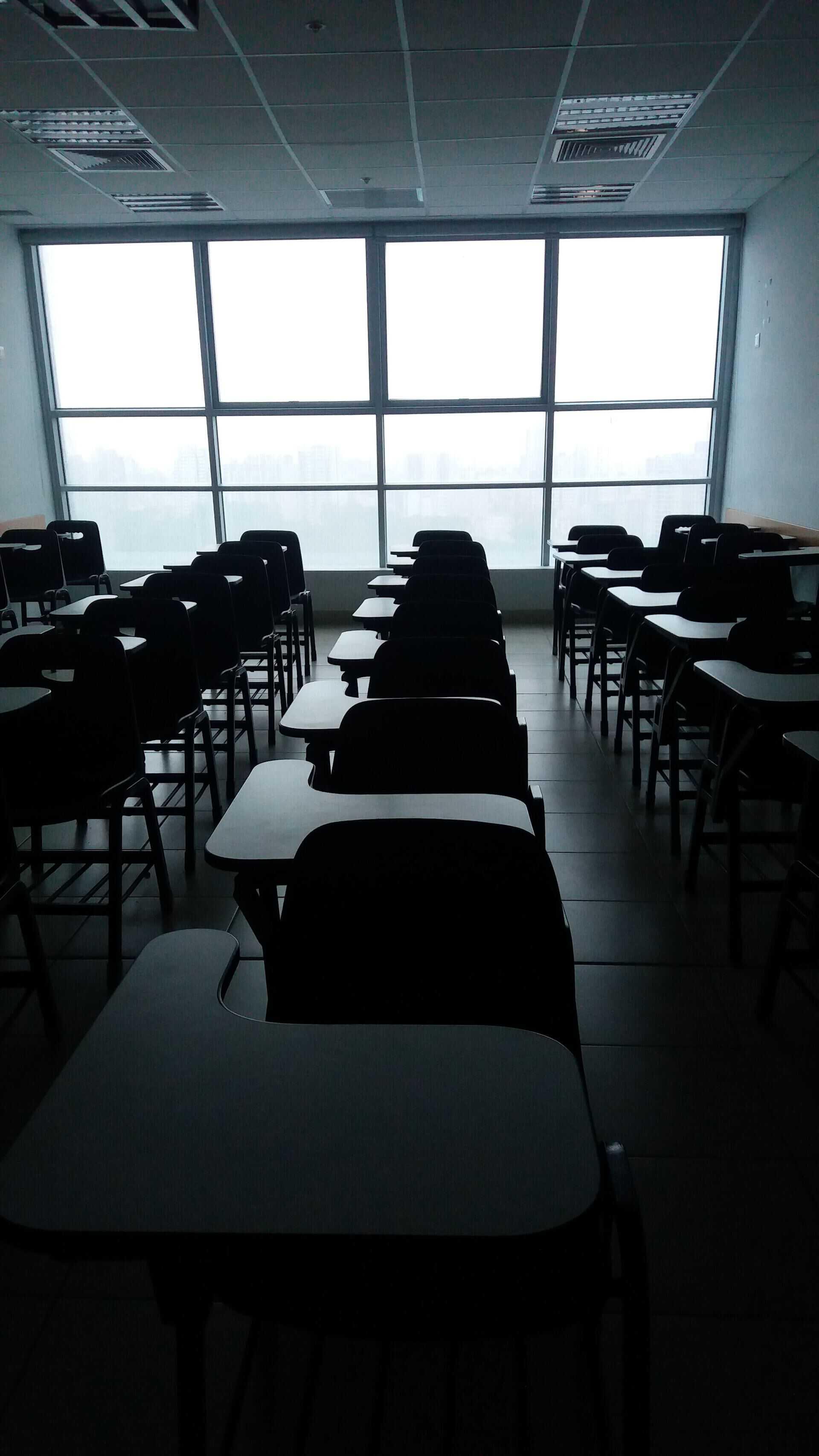 grammar school class room