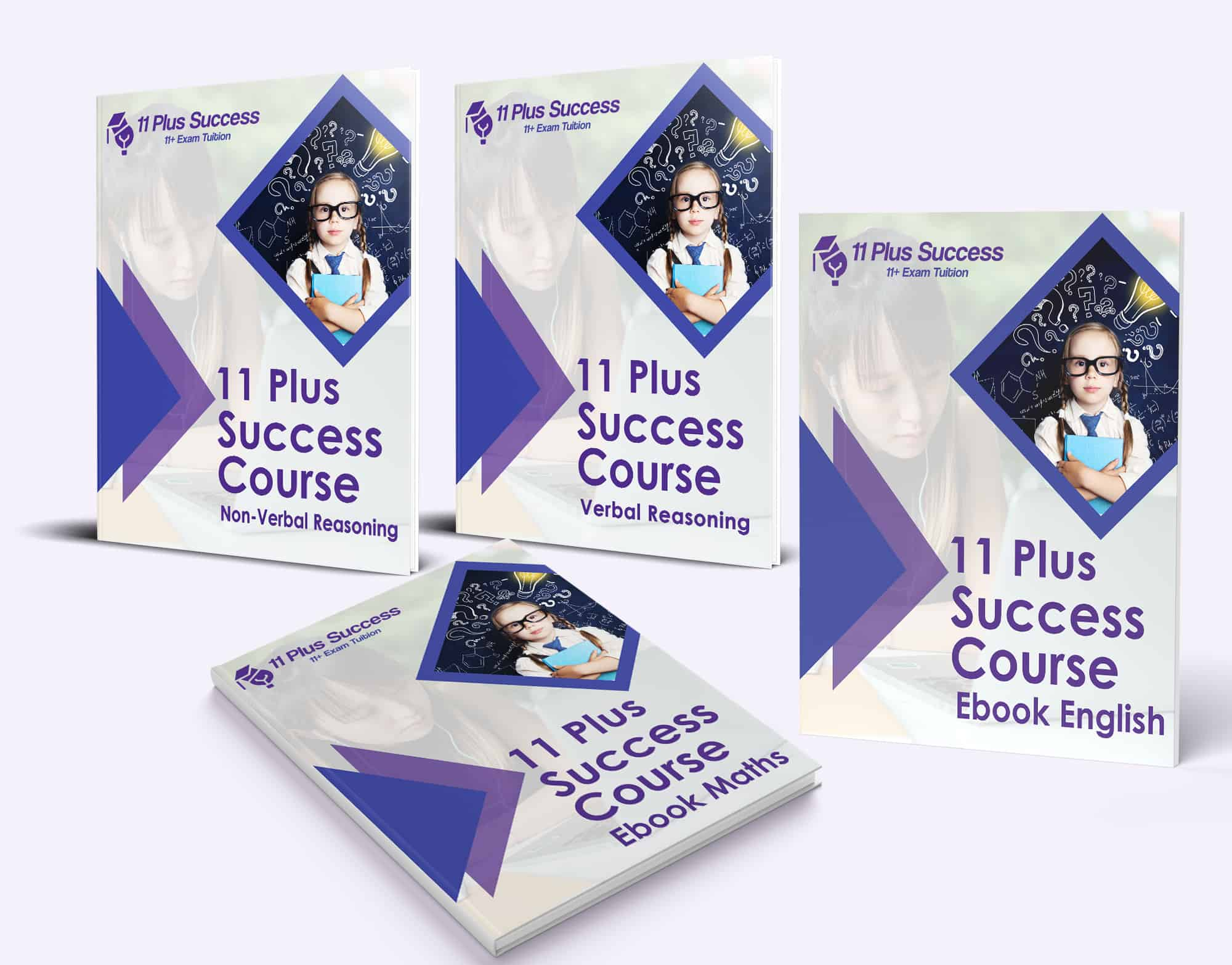 11+ plus 4 ebook bundle
